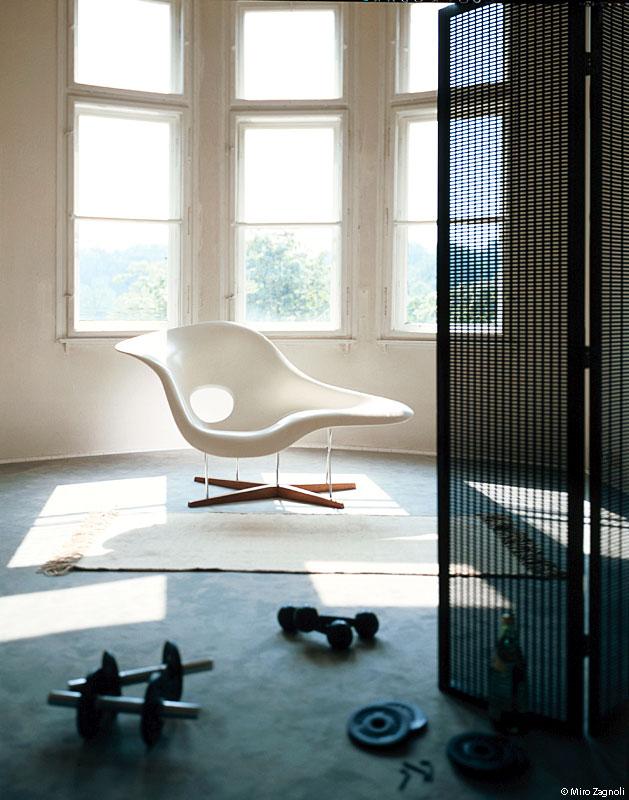 La Chaise ~ Sculpture, Chaise Lounge, Chair
